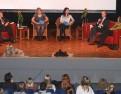 Podiumsdiskussion zum Thema Klimawandel